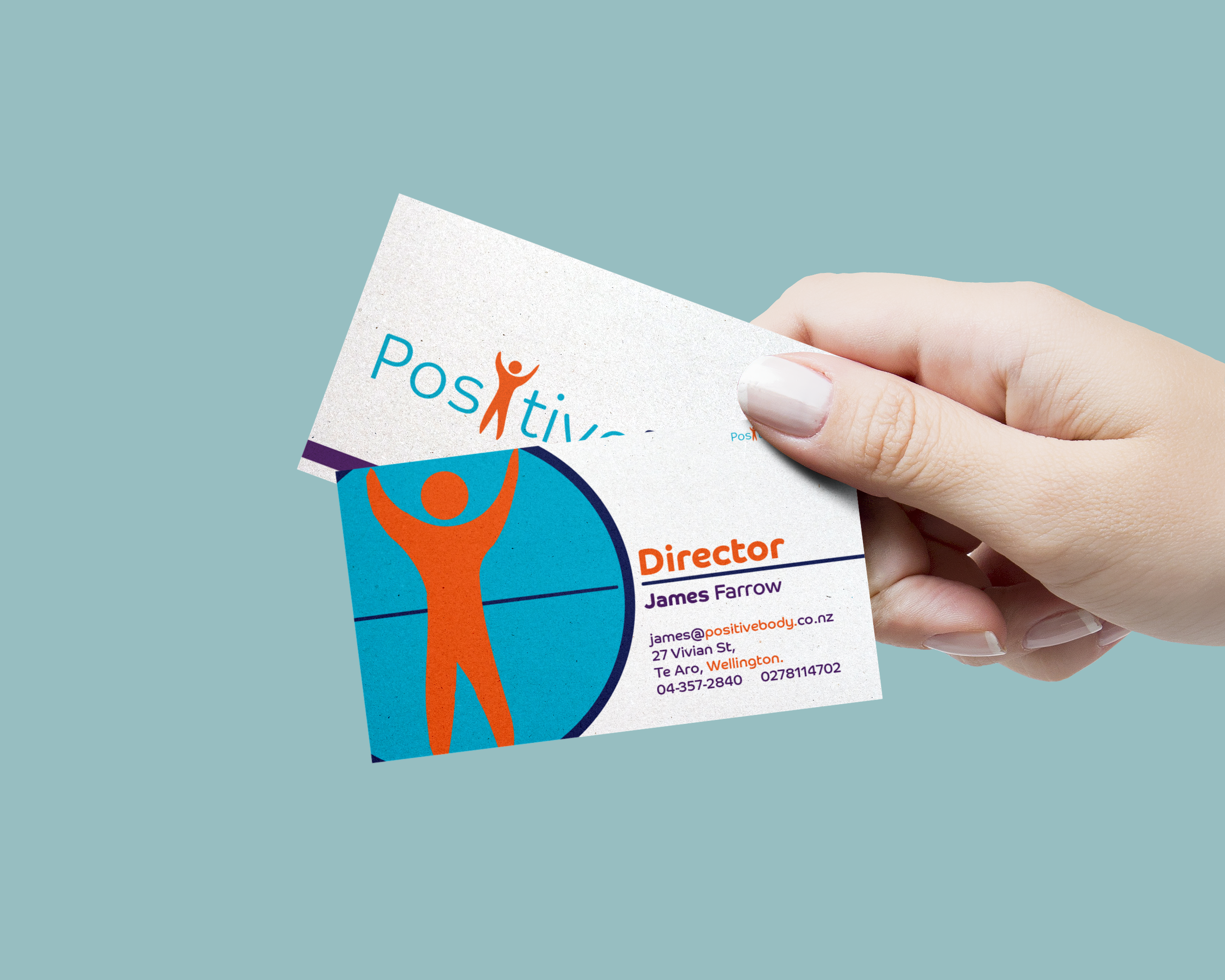 Business Cards - In Context