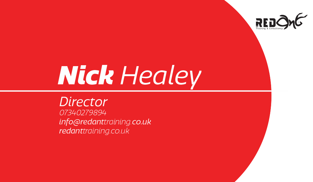 Business Card - Side 2