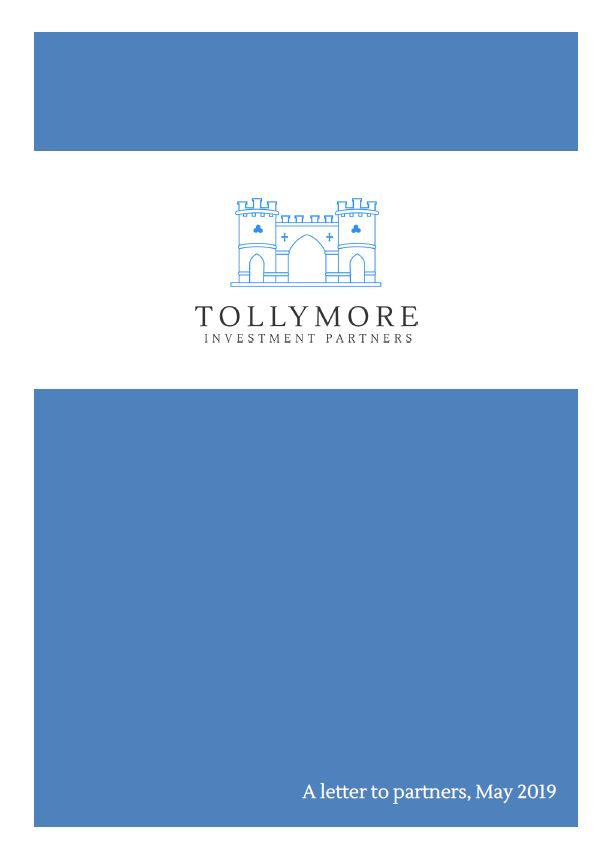 Tollymore letter May 2019