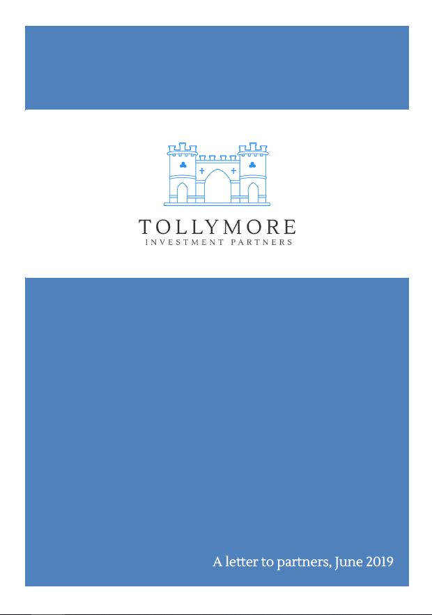 Tollymore letter June 2019