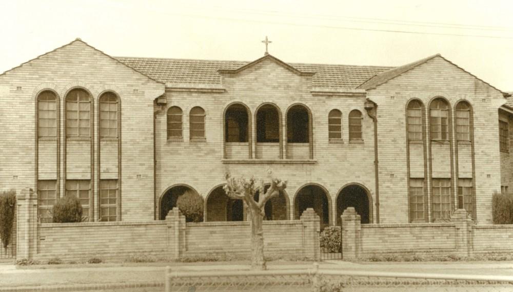 Sans Souci Convent 1940