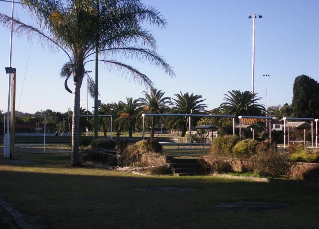 Carss Park Bowling Club prior to closure