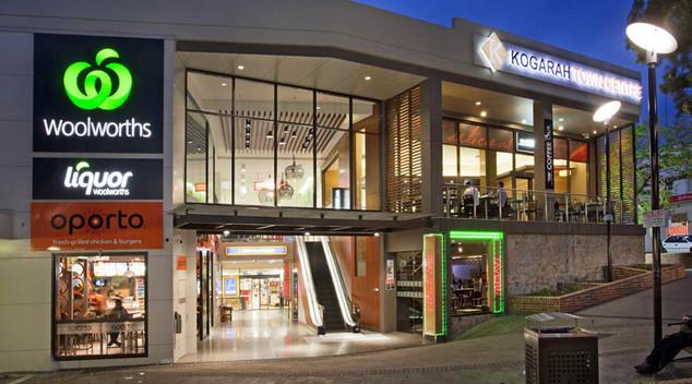 Kogarah Town Centre