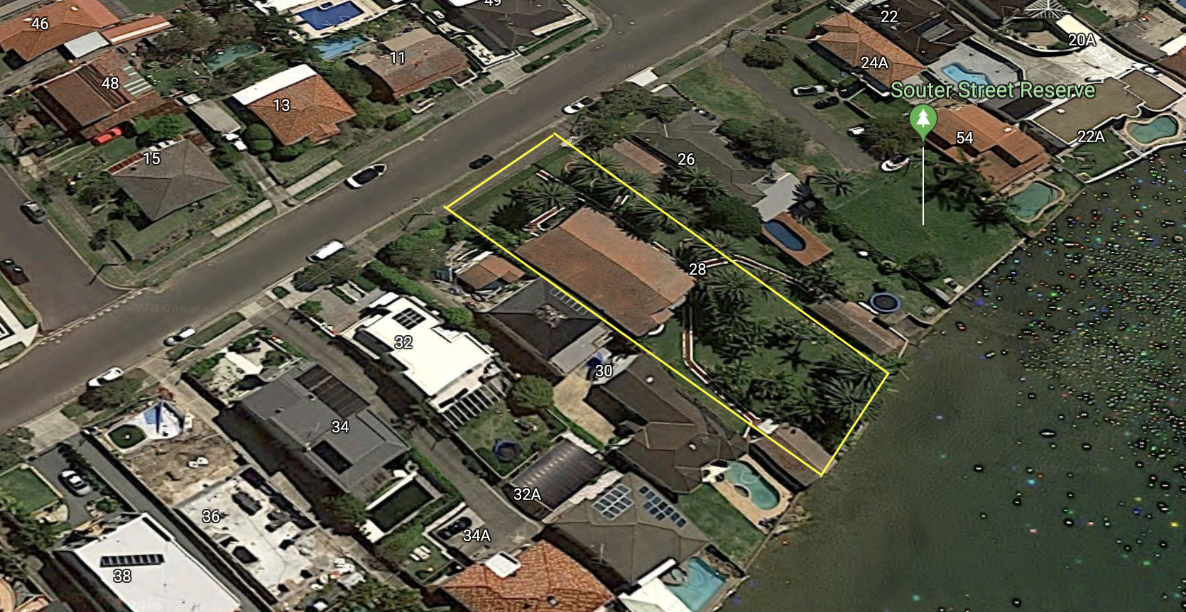 Location of now-closed Bay Vista Function Centre