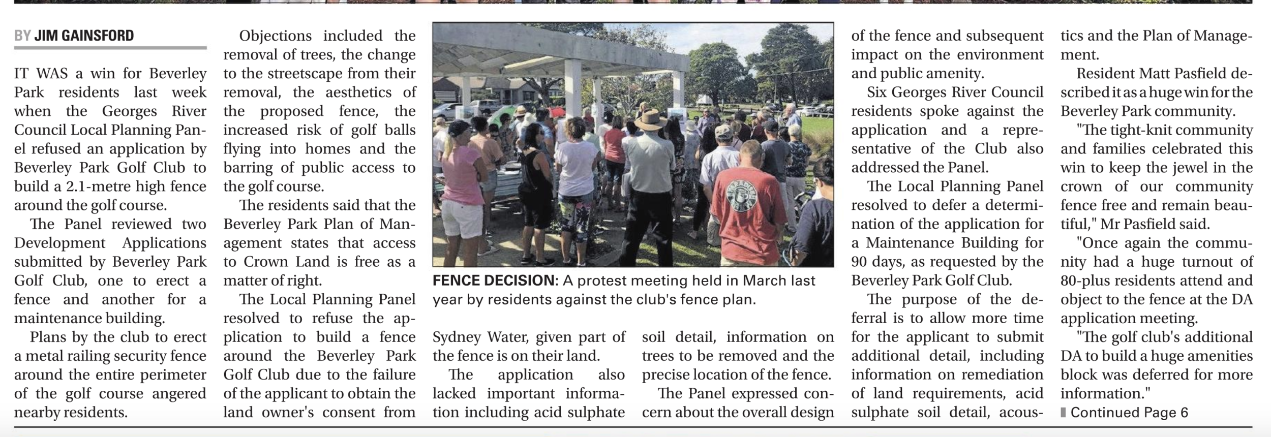 Leader Front Page story 24.07.19.png