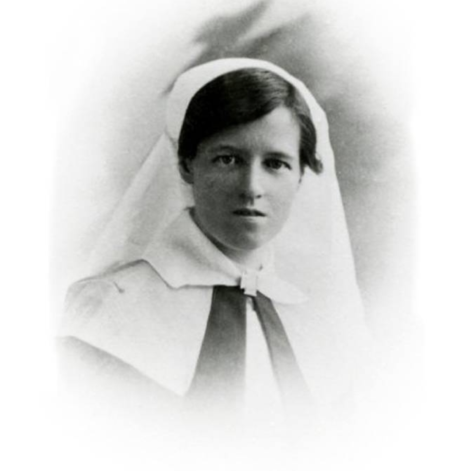 Edith Blake, WW1 Nurse