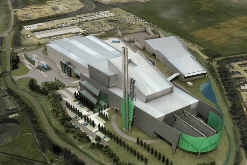 £8.2 energy-from-waste centre contract awarded -