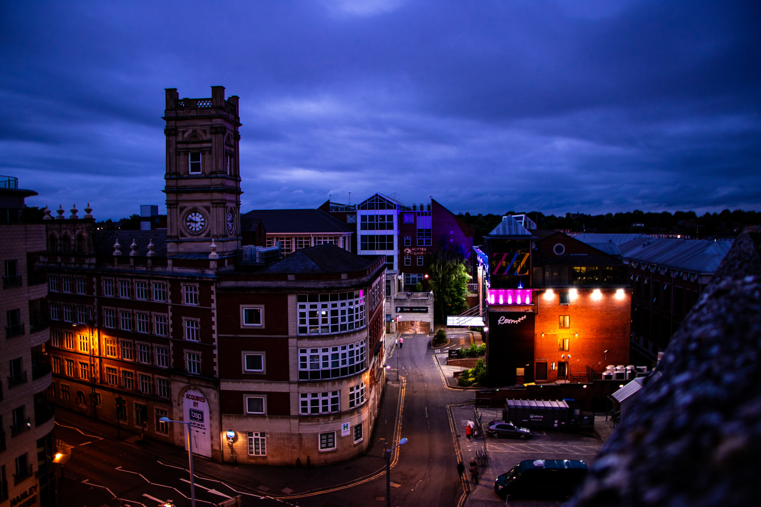 Nottingham unveils bid to become the UK's first carbon-neutral city -