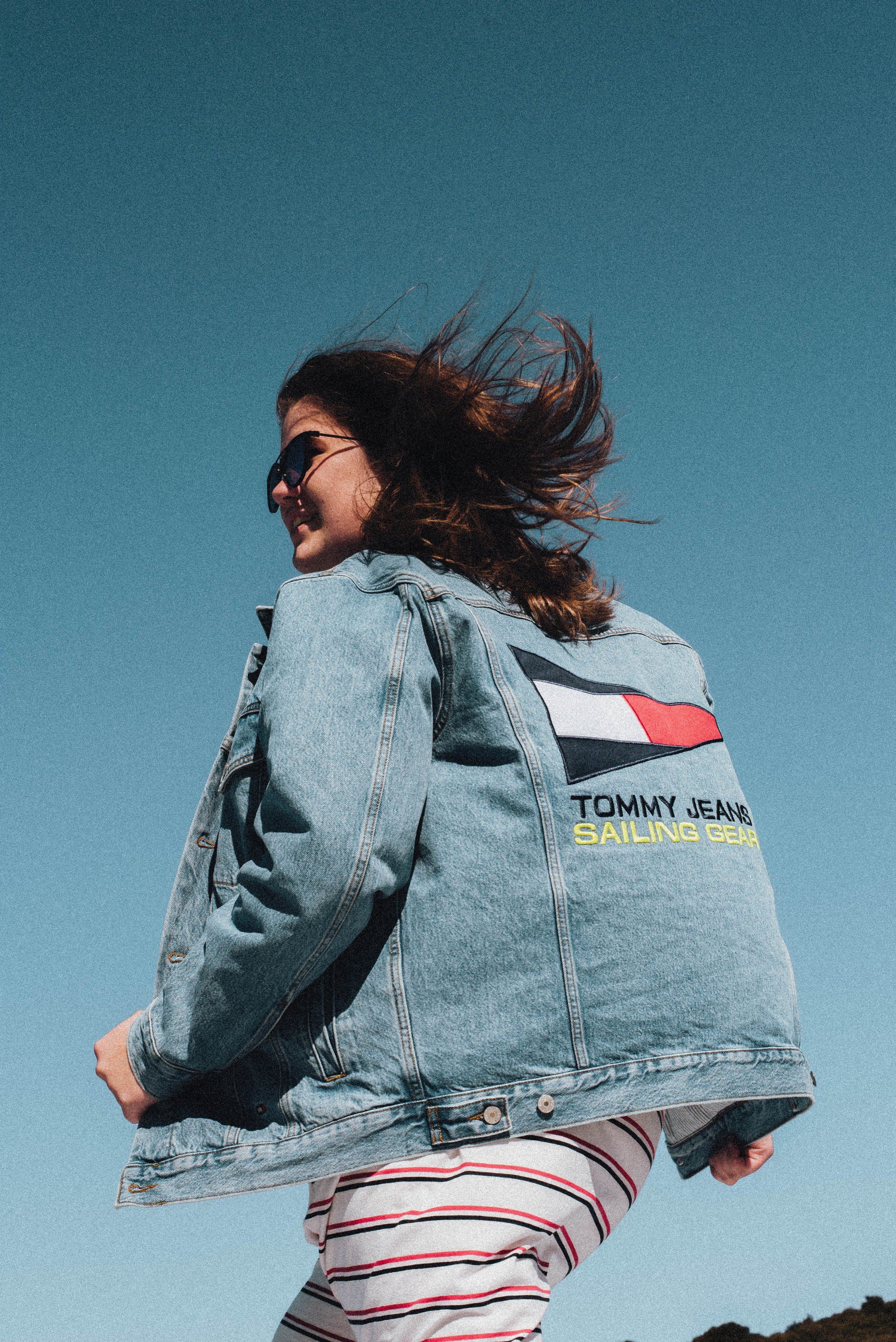 Tommy Hilfiger unveils 'world's first' 100% recycled luxury jeans -