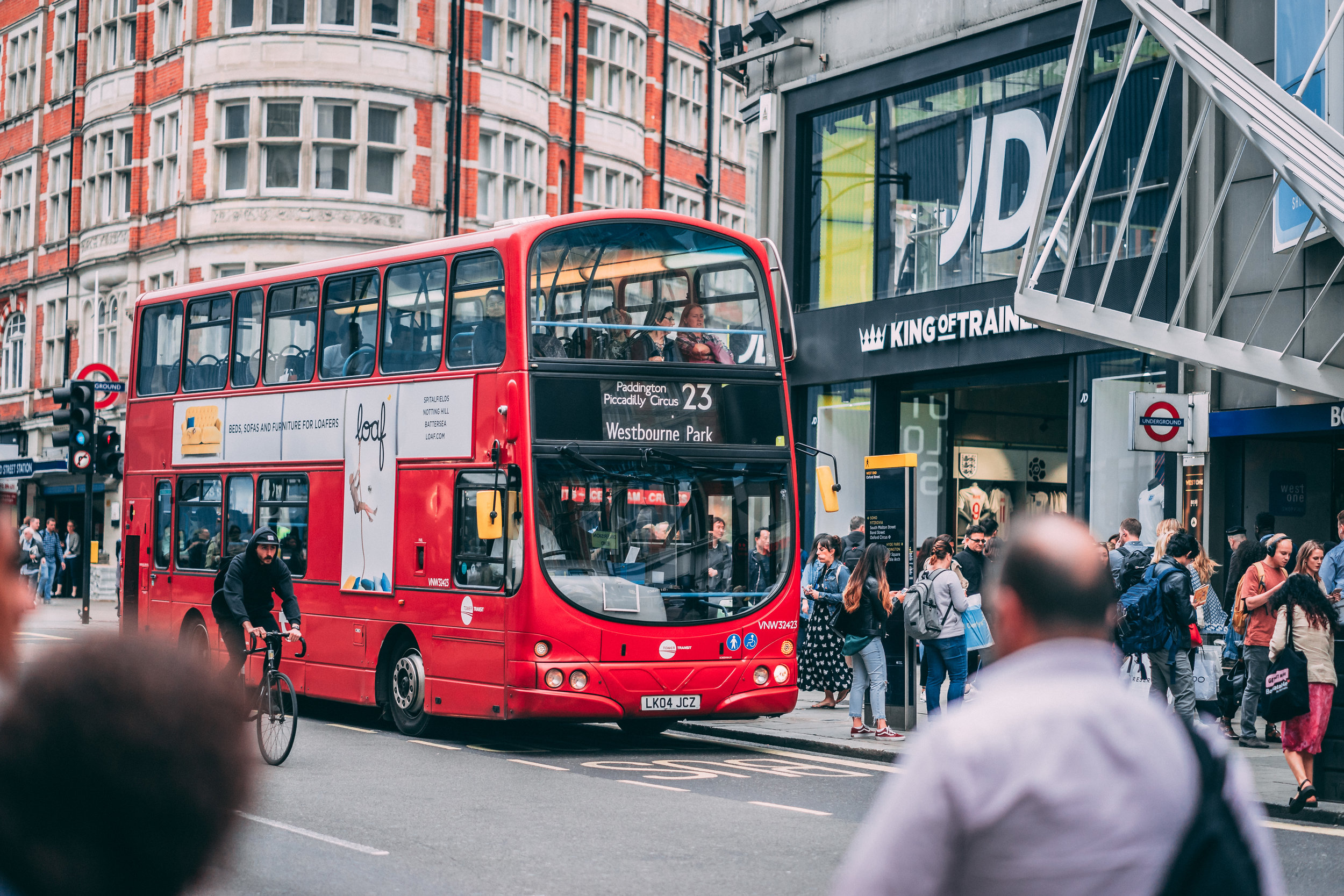 Fresh £25m round of clean bus funding for local authorities -