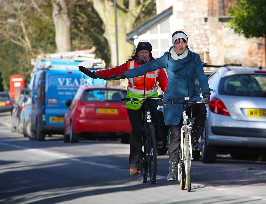 Switching to cycling is straightforward – thanks to Life Cycle UK -