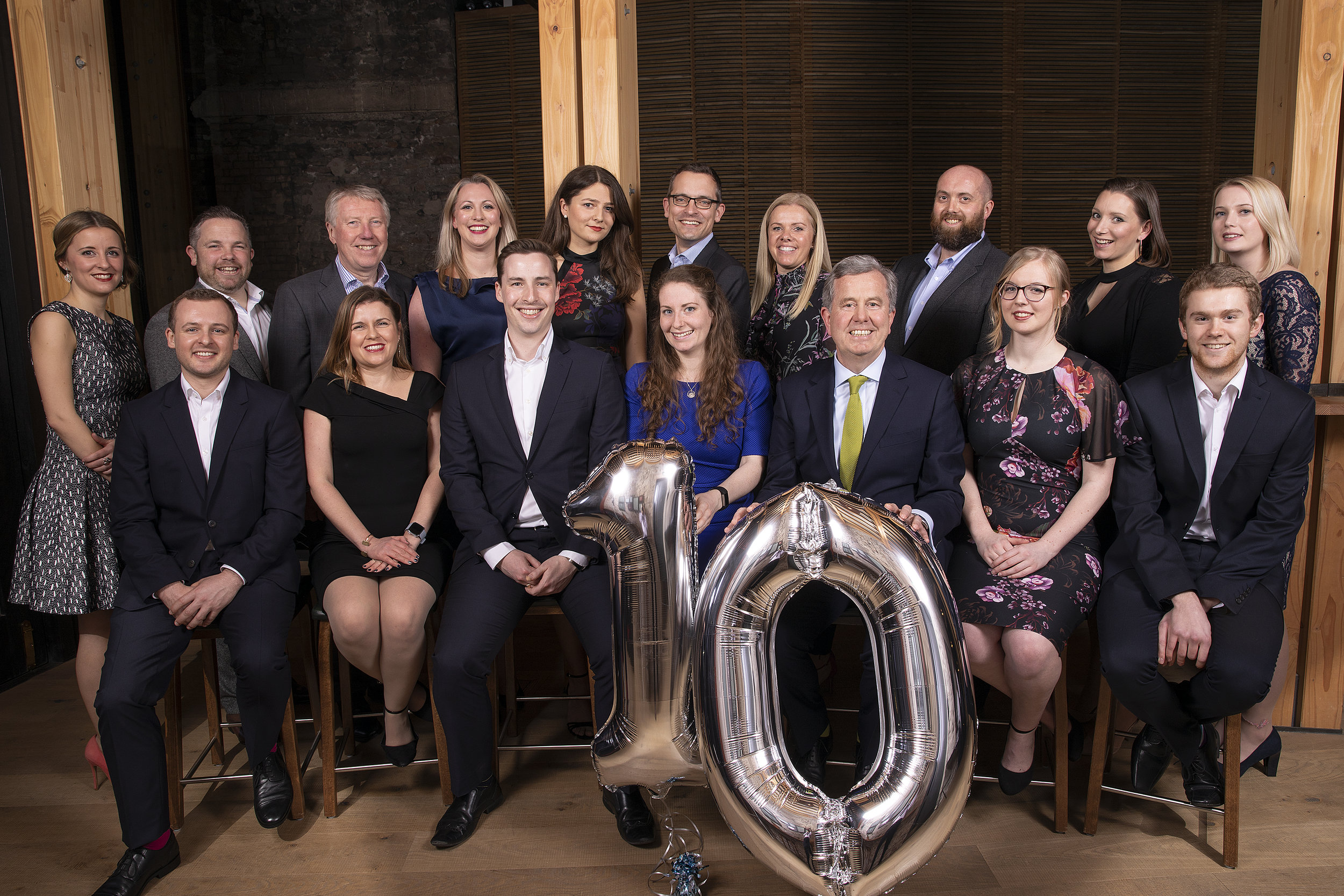 Corrigan Accountants - 10 years and counting -