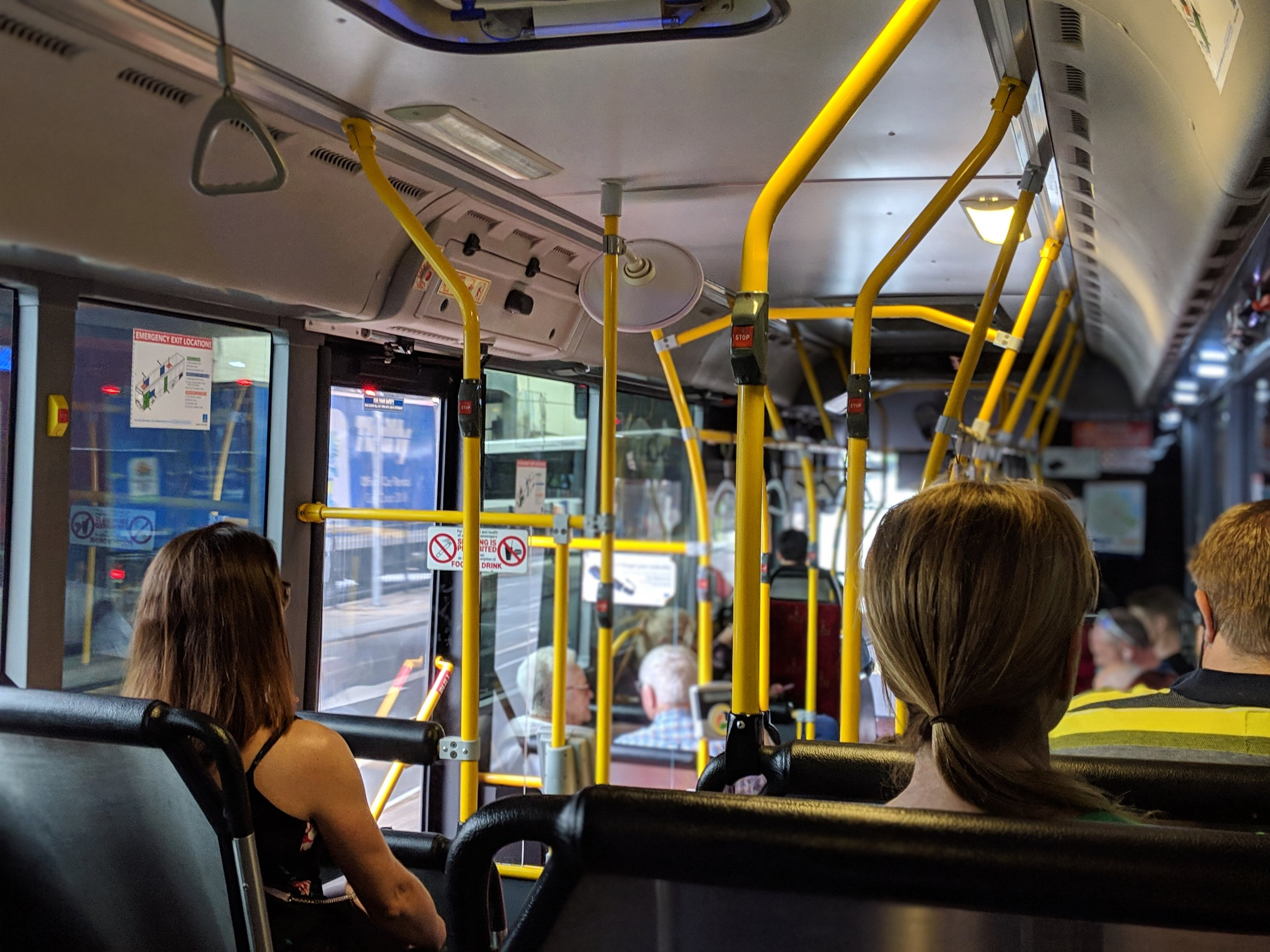 first Bus depots going solar -