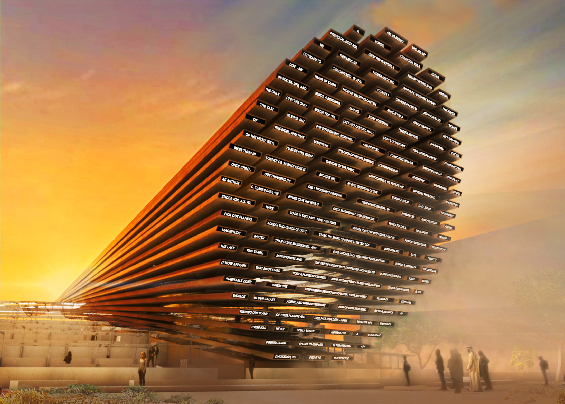 Department for International Trade appoints Resource Futures for UK Pavilion at Expo 2020 Dubai -