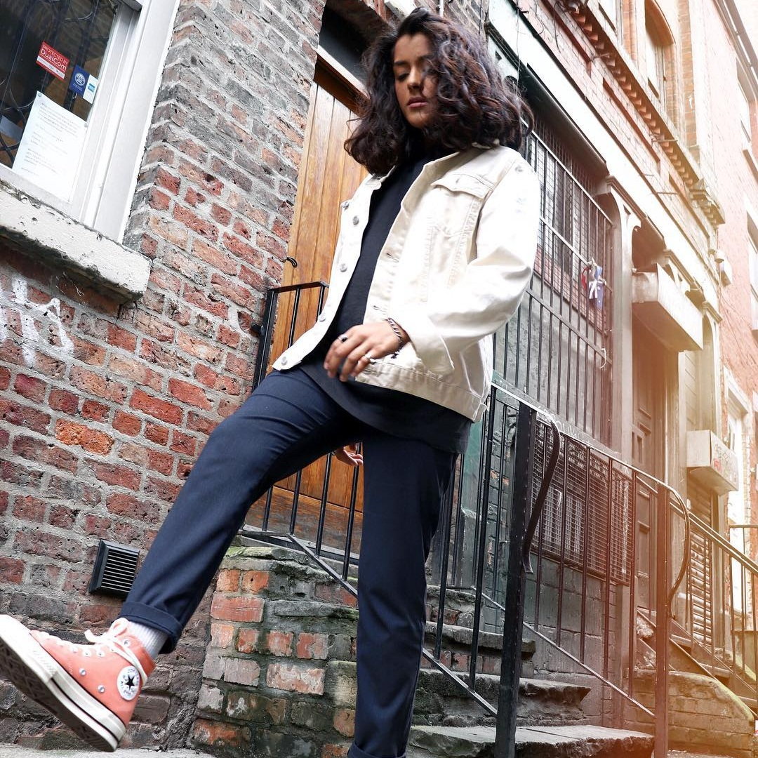 Partnership with Converse & Office Shoes