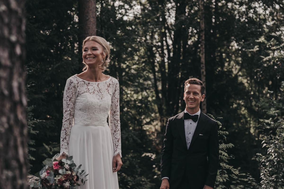 Höstbröllop i Umeå -