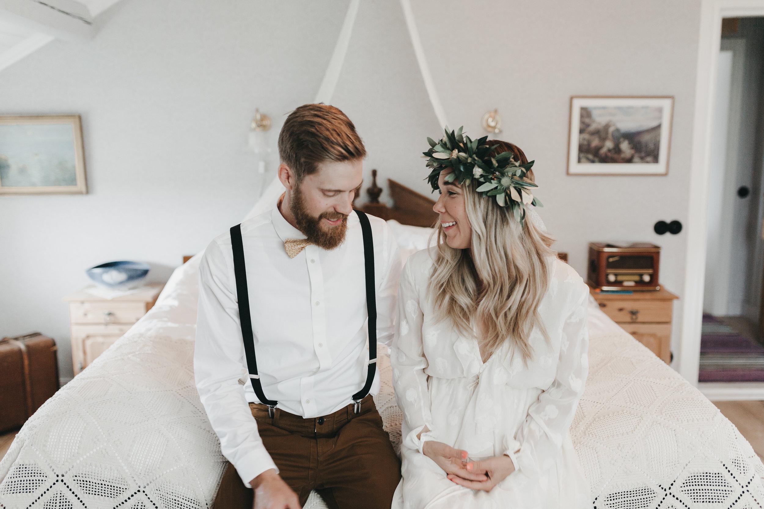 Bohemiskt midsommarbröllop - Kommer Snart
