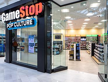 GAMESTOP [United States & Canada]   Concept Design Retail Design Fixture Design Fixture Manufacturing Project Management Logistics