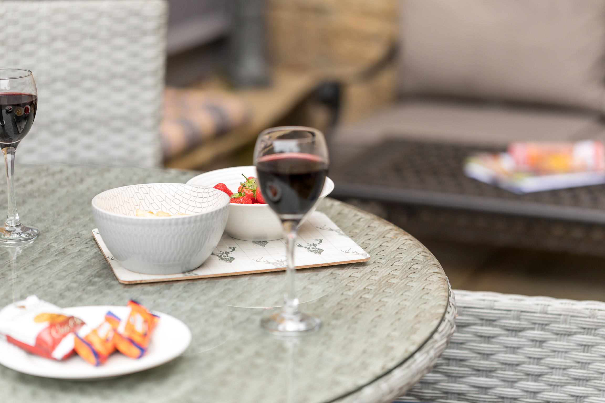 Garden: Everything you need for outdoor dining