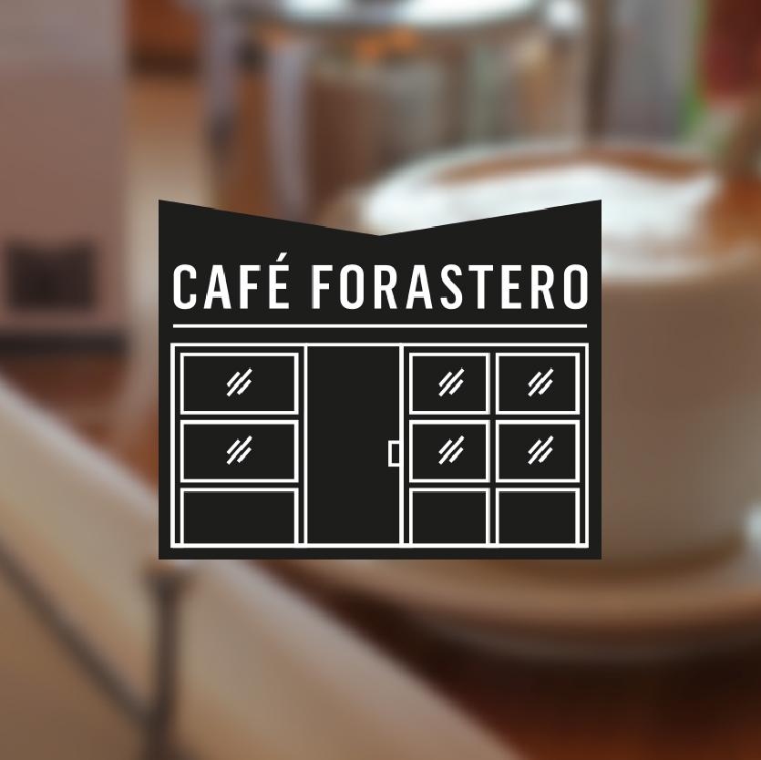 Branding  / Café Forastero