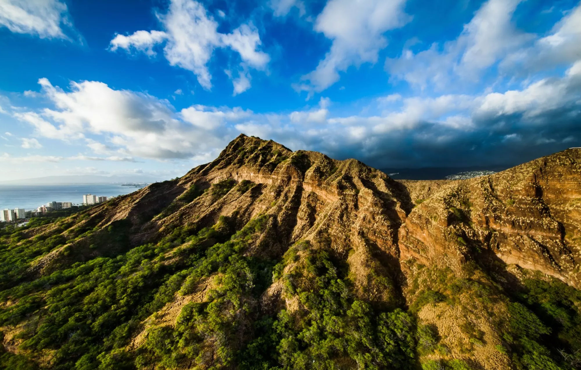 Manoa & Nuuanu - Alongside the iconic rainbows, lay the untouched bamboo and ginger forests that flood the scenic valleys with their beauty.