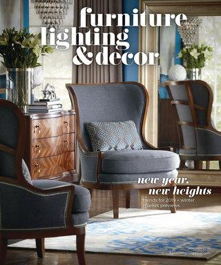 Furniture Lighting & Decor  • Jan 2019