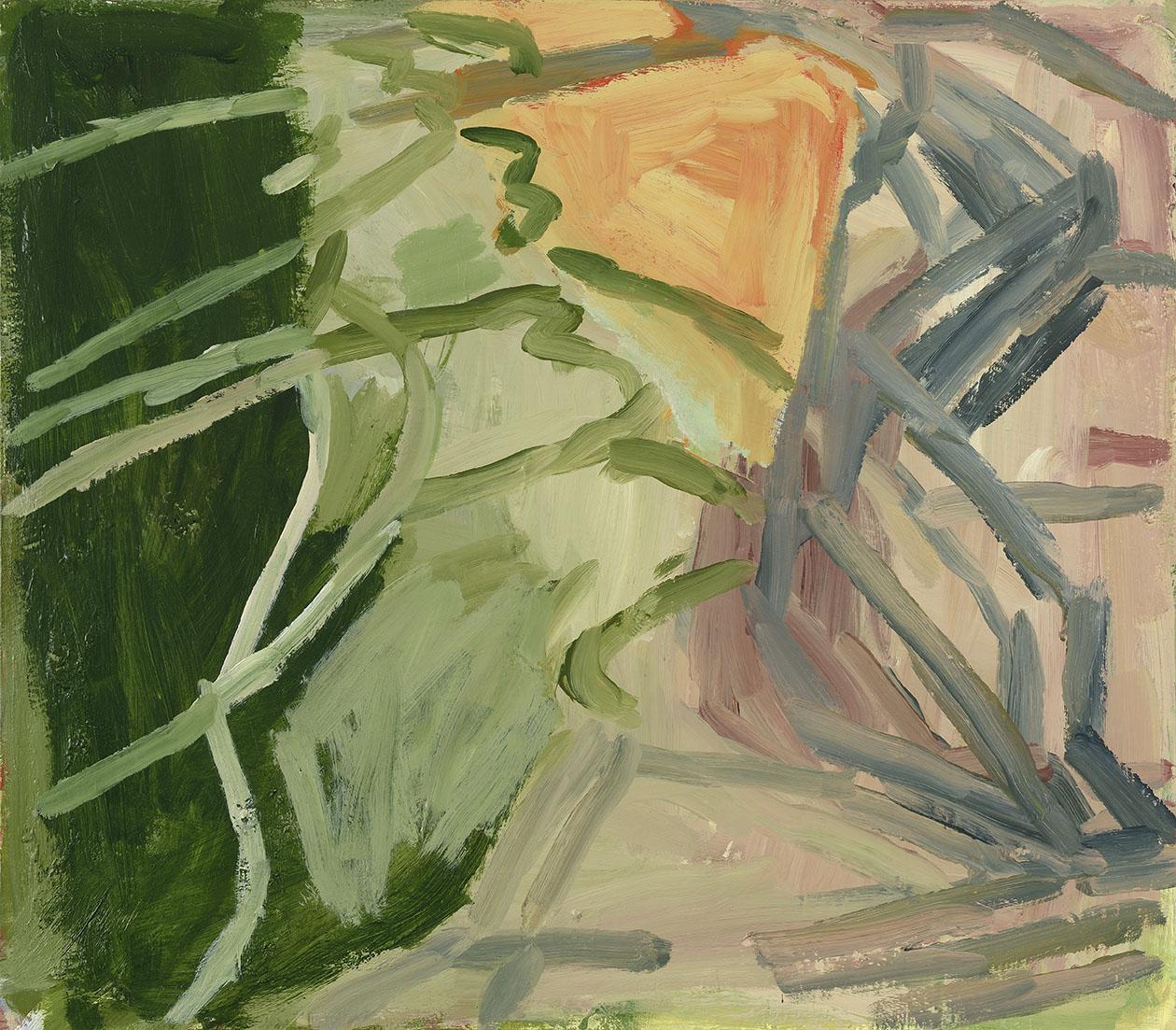 Simon Carter (b.1961)    Hipkin's Beach,  2013, Acrylic on canvas, 70 x 80 cm, Signed and dated on reverse  [CAS 69]