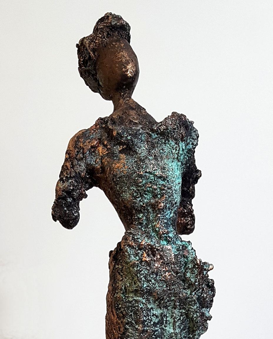Willow , Jesmonite, 253 x 18 x 10 cm