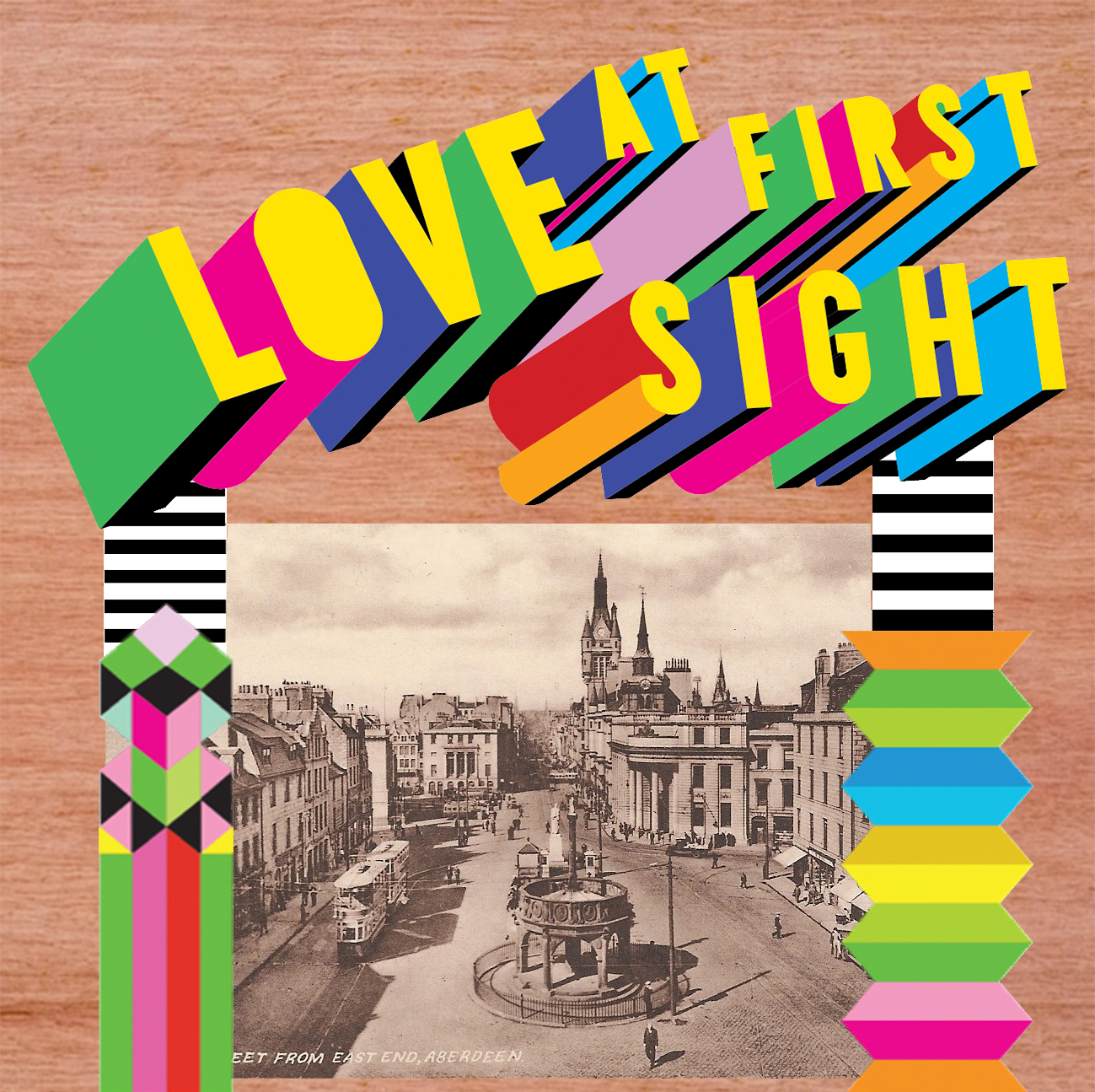 Morag Myerscough_Love At first Sight