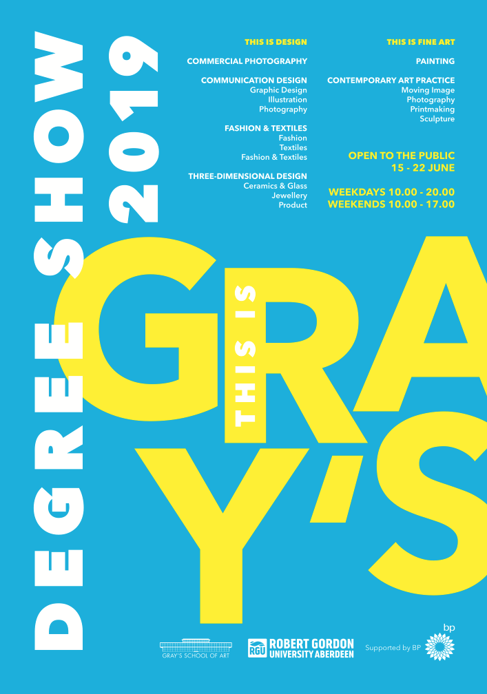 Grays School of Art_Degree Show