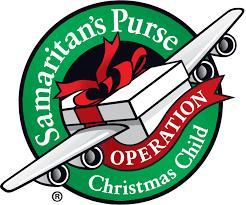 Operation Christmas Child 2019 -