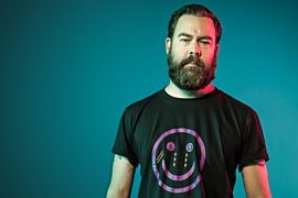 DANIEL P CARTER - Host, BBC Radio 1 Rock Show & Someone Who Isn't Me podcast