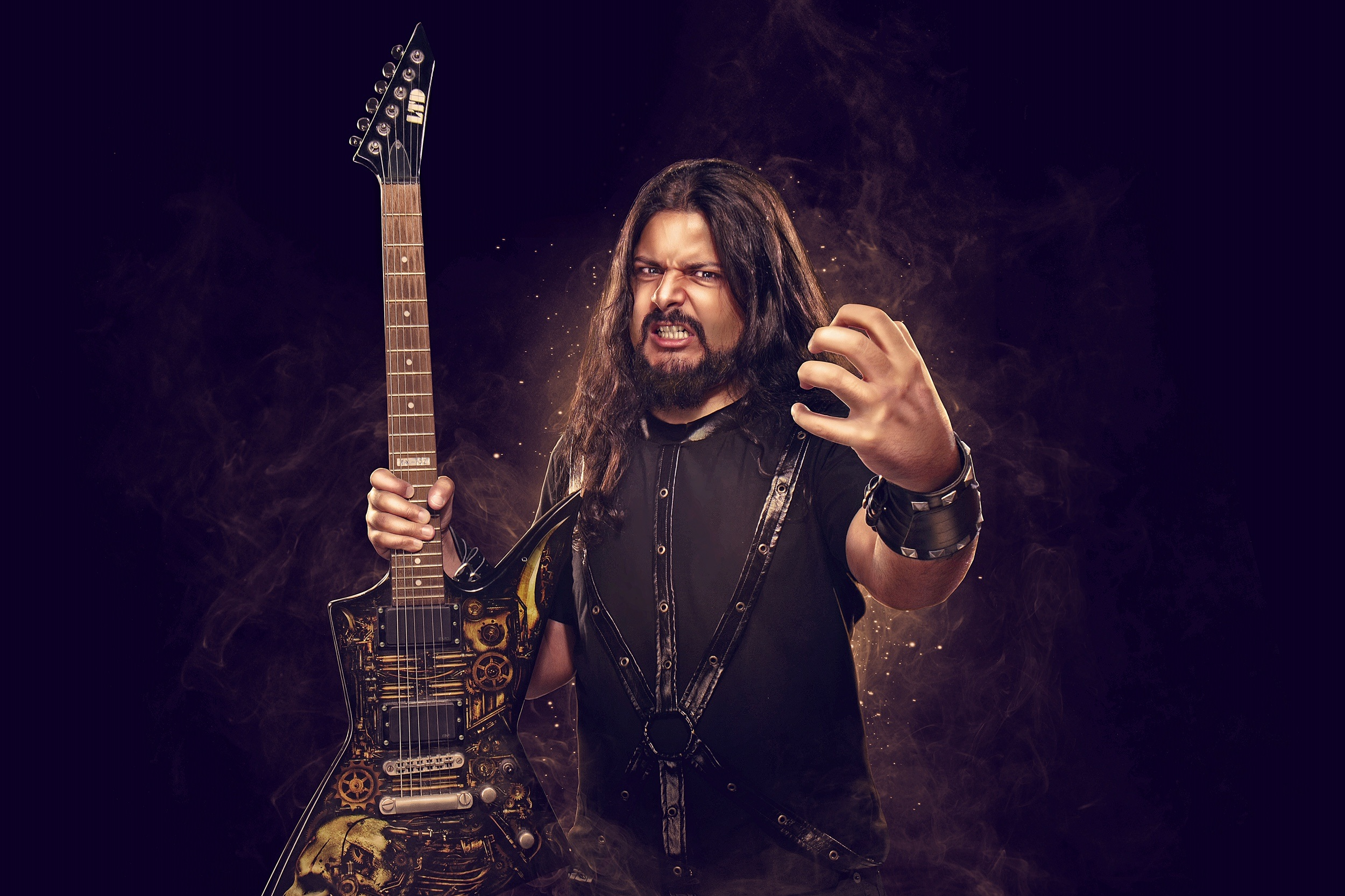 SAHIL MAKHIJA - Frontman, Demonic Resurrection & Host, Headbanger's Kitchen (India)