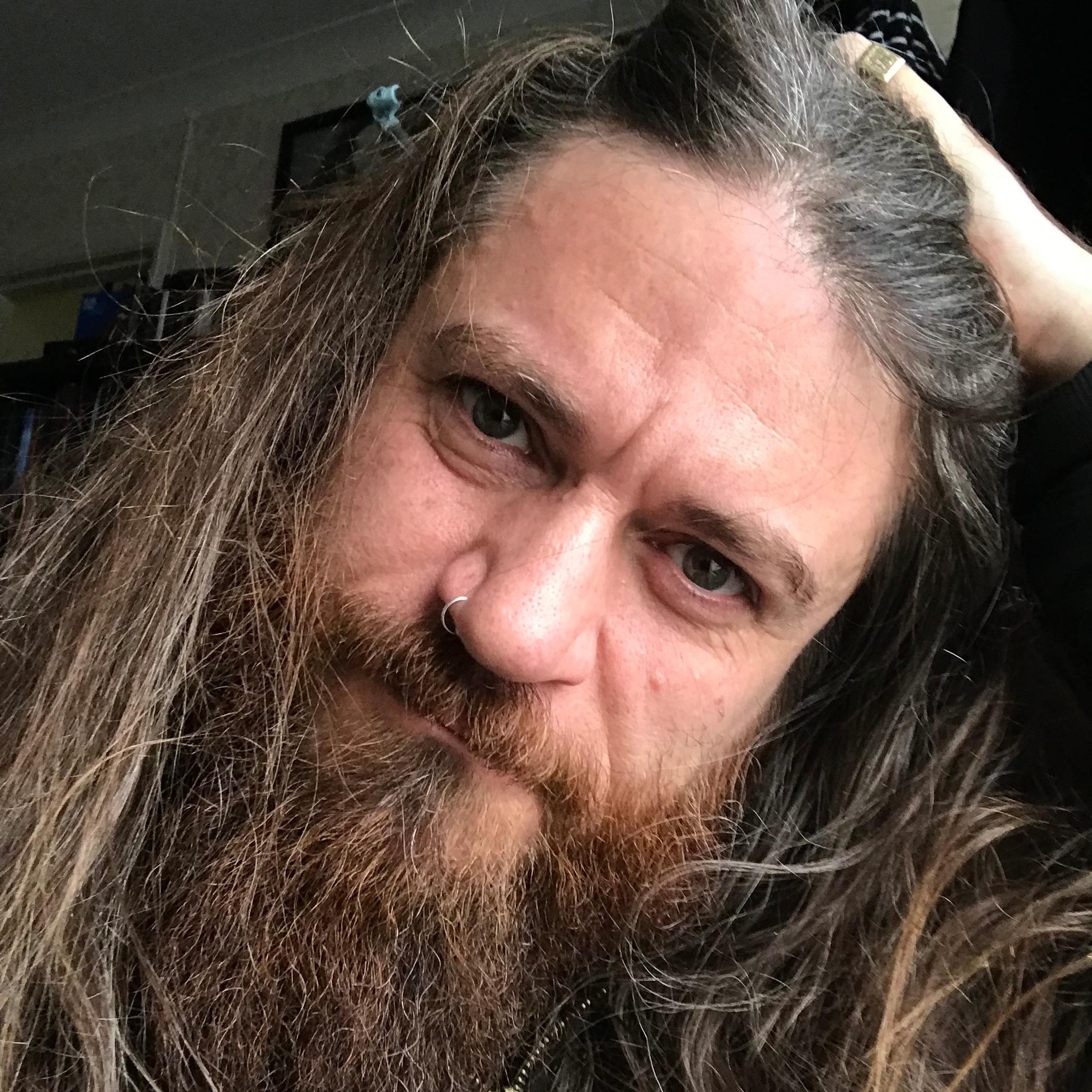 DOM LAWSON   Music Journalist, Metal Hammer & Prog