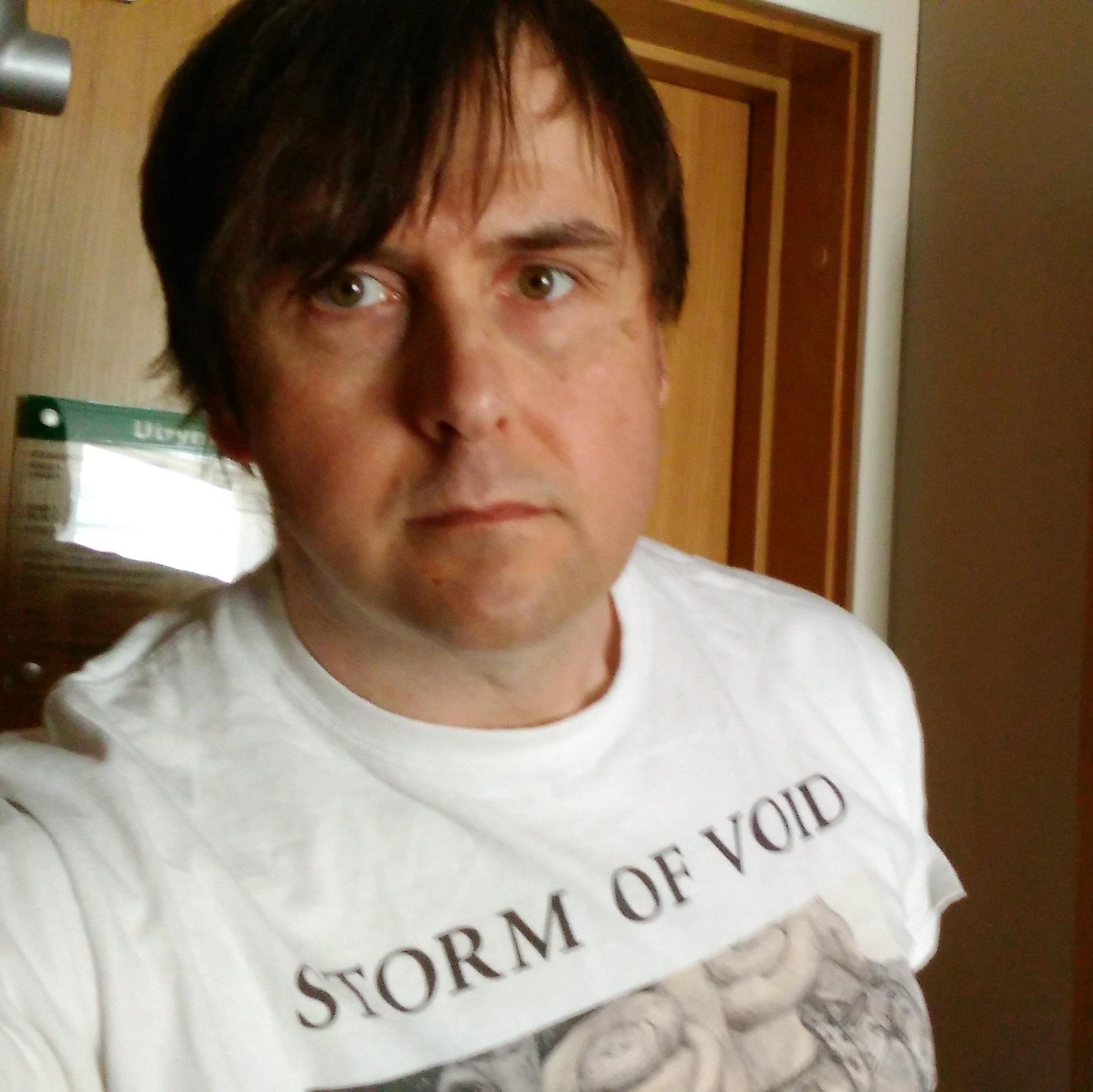 BARNEY GREENWAY   Vocals, Napalm Death