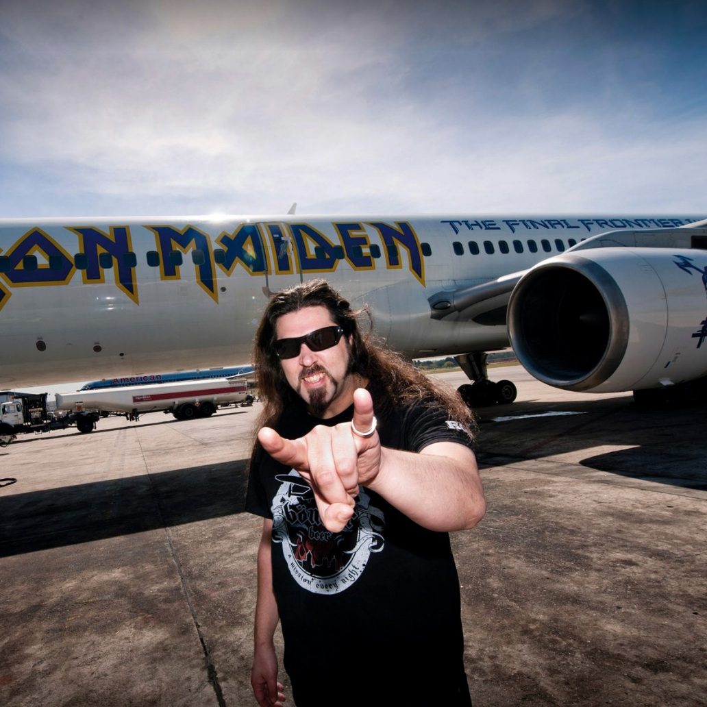 Alexander Milas  (Twin V )  : Twin V is a production company with high-profile collaborations including Iron Maiden, Amon Amarth and the European Space Agency. Before setting up Twin V, Alexander Milas was Metal Hammer's editor-in-chief and executive director of Team Rock (now Louder).