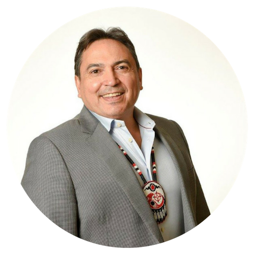 Perry Bellegarde, National Chief -