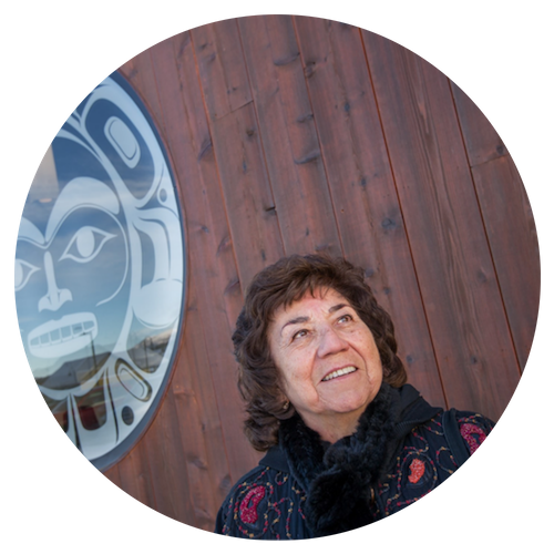Ruth Massie, Former Grand Chief of the Council of Yukon First Nations,