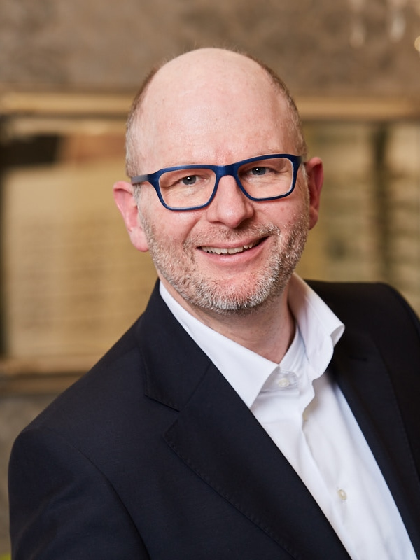Oliver Dirk Ertel - stellv. Obermeister