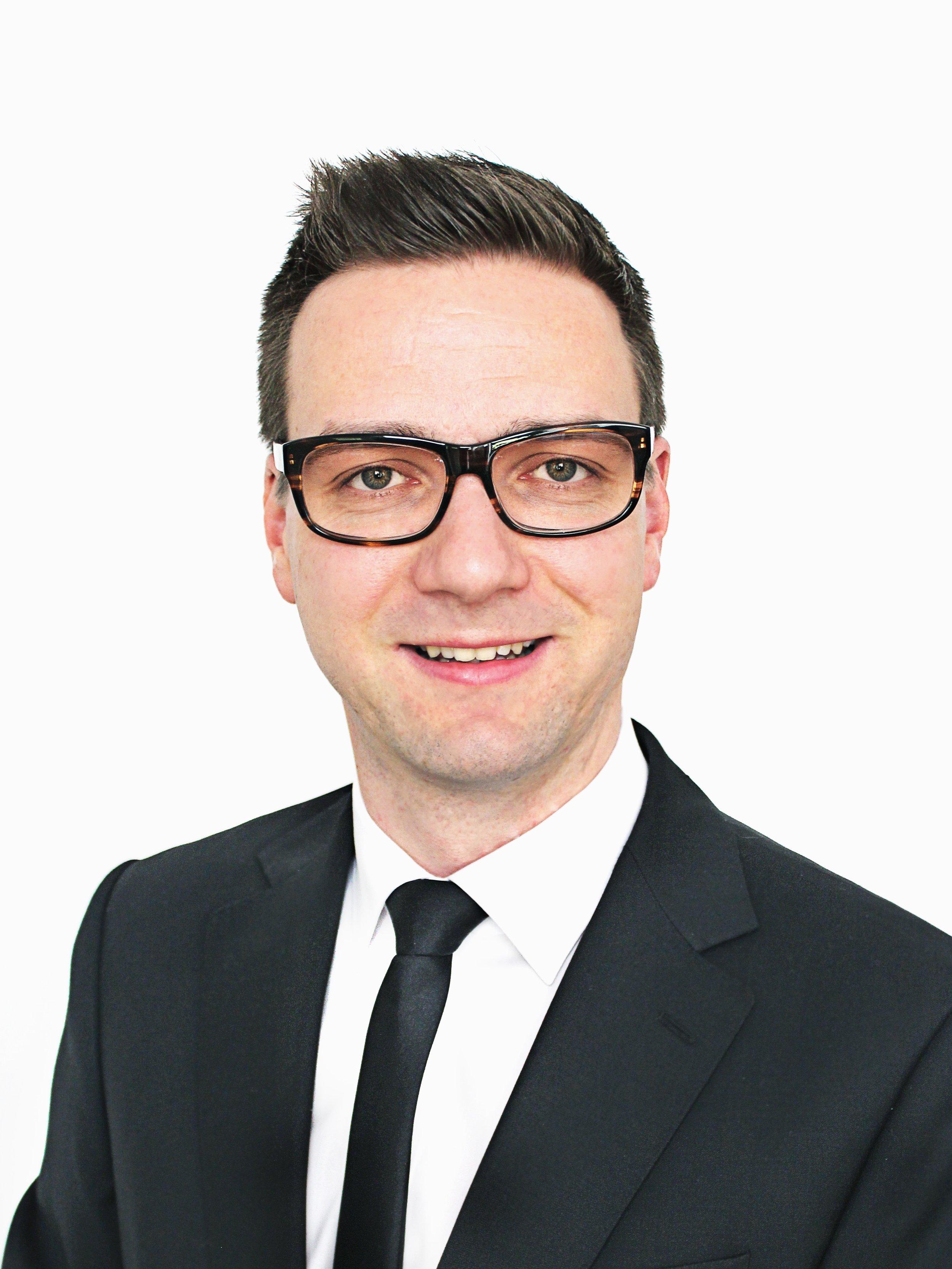 Daniel Dreßel - Vorstandsmitglied