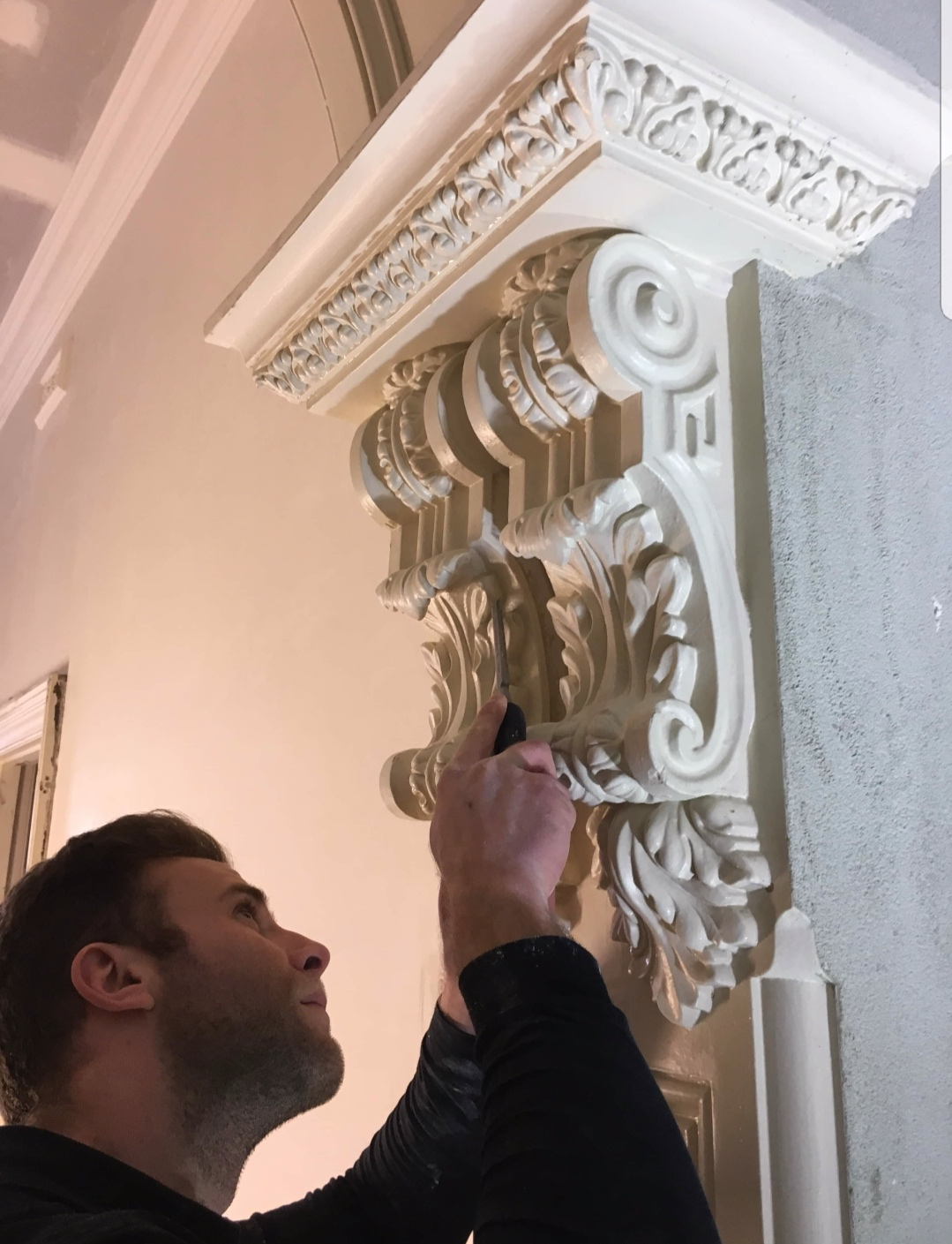 Corbel Restoration