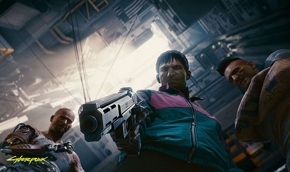 The next big smash? CD Projekt's, Cyberpunk 2077.