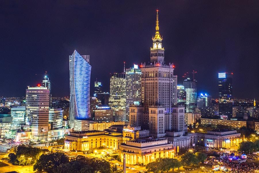 Warsaw, Poland. Photo by  Kamil Gliwiński  on  Unsplash