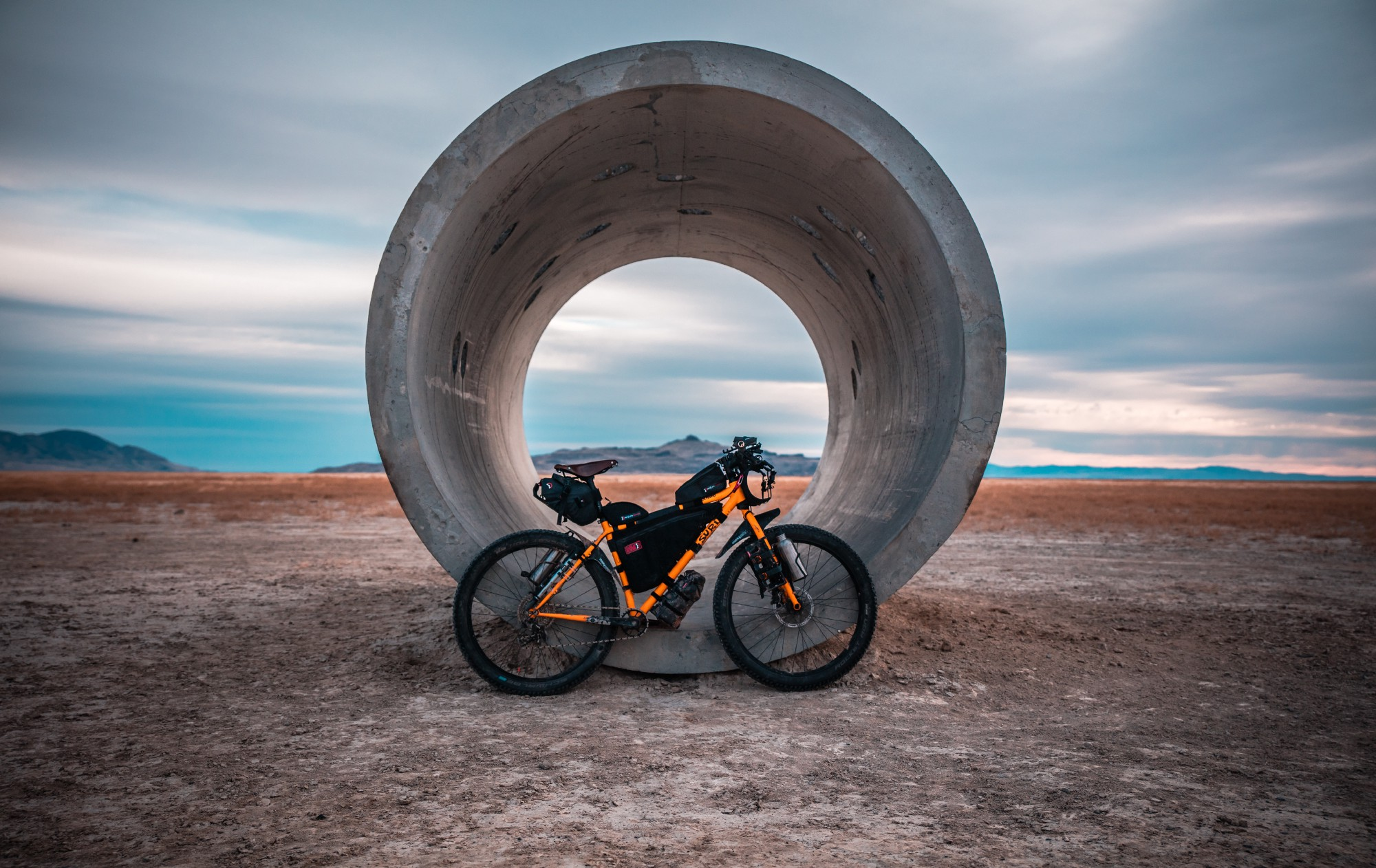 Bikerafting Kit list   World Tour    Learn More