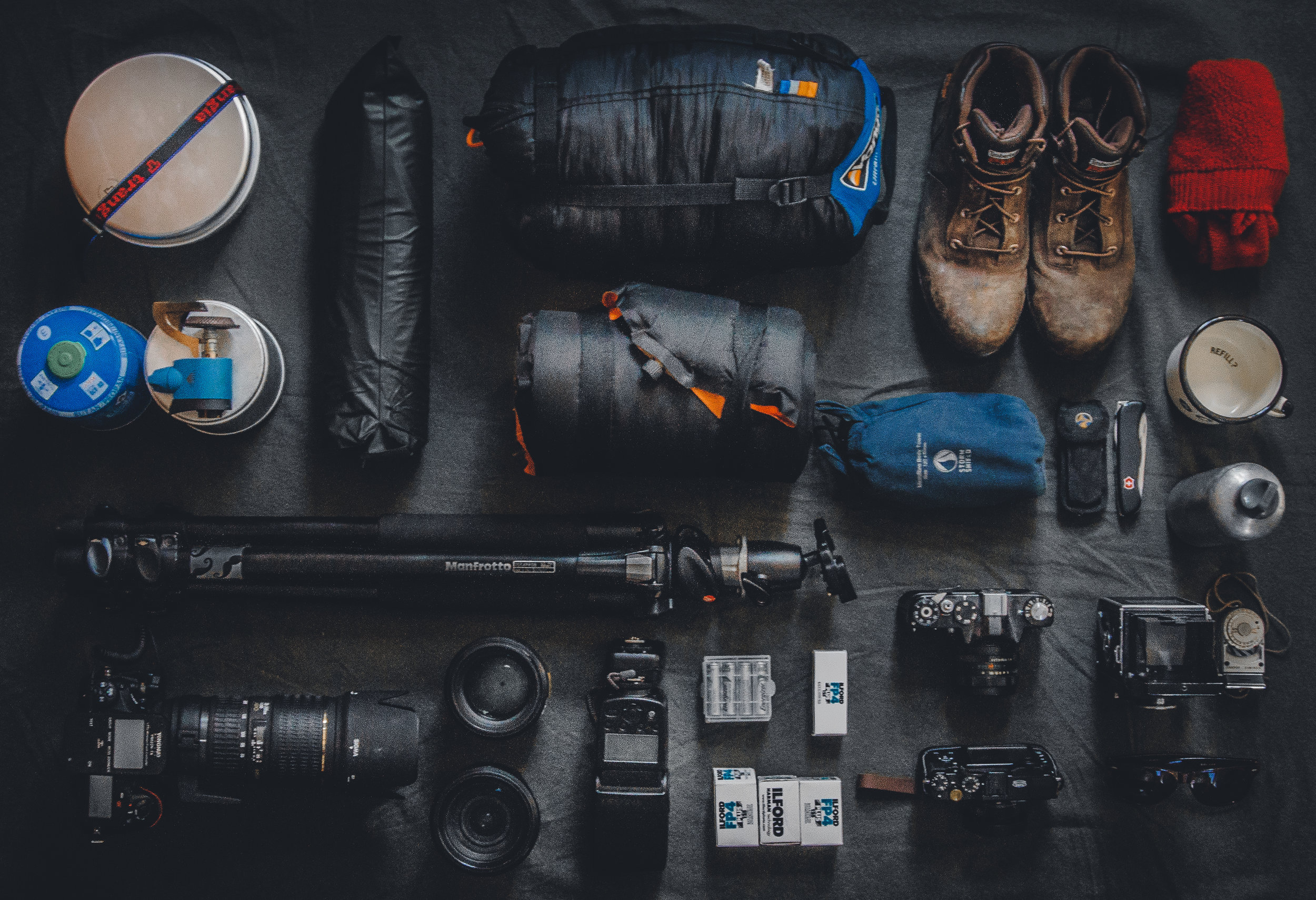 Submit   Your Gear List     Learn More