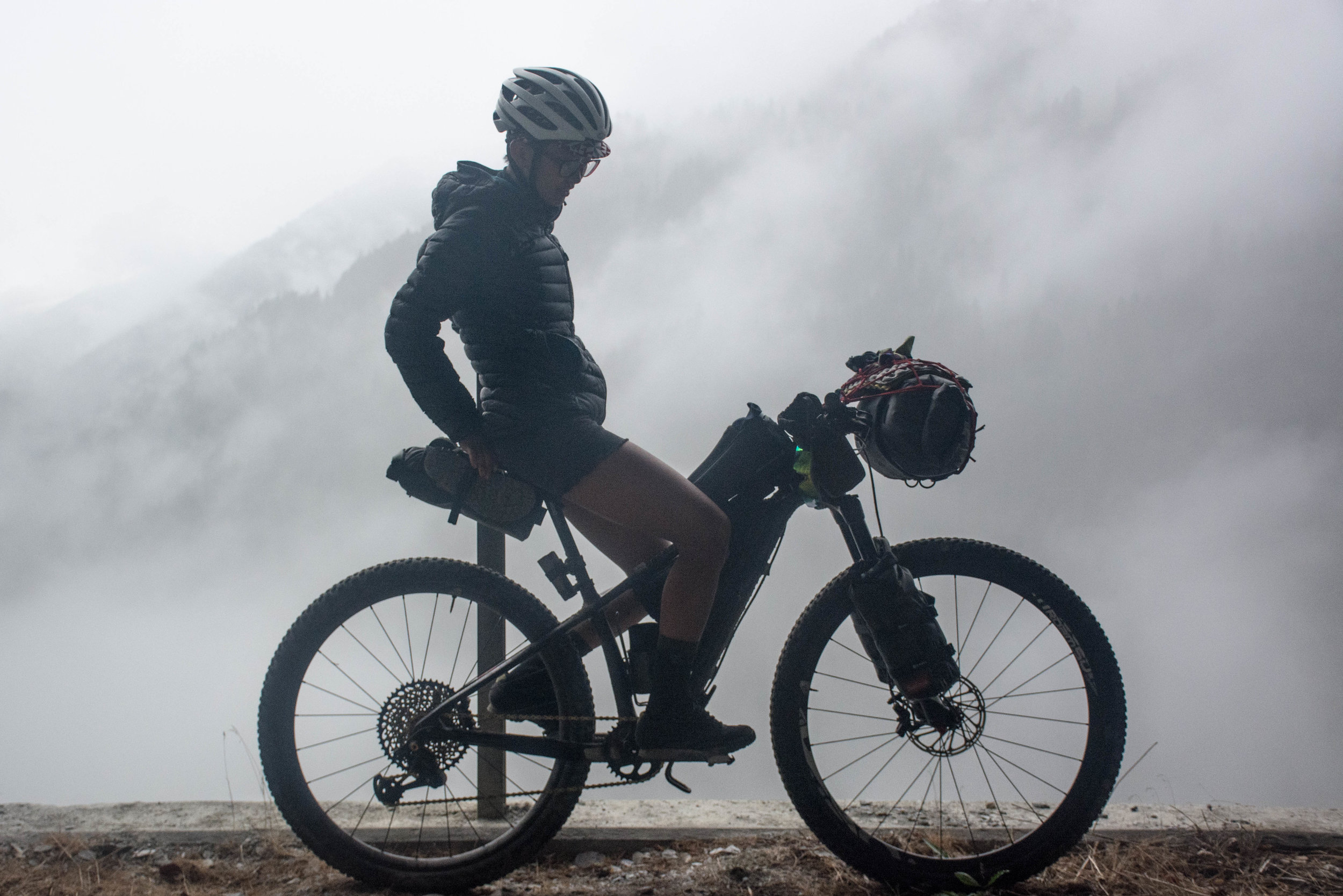 800 km   The Bikepacking race     Enter