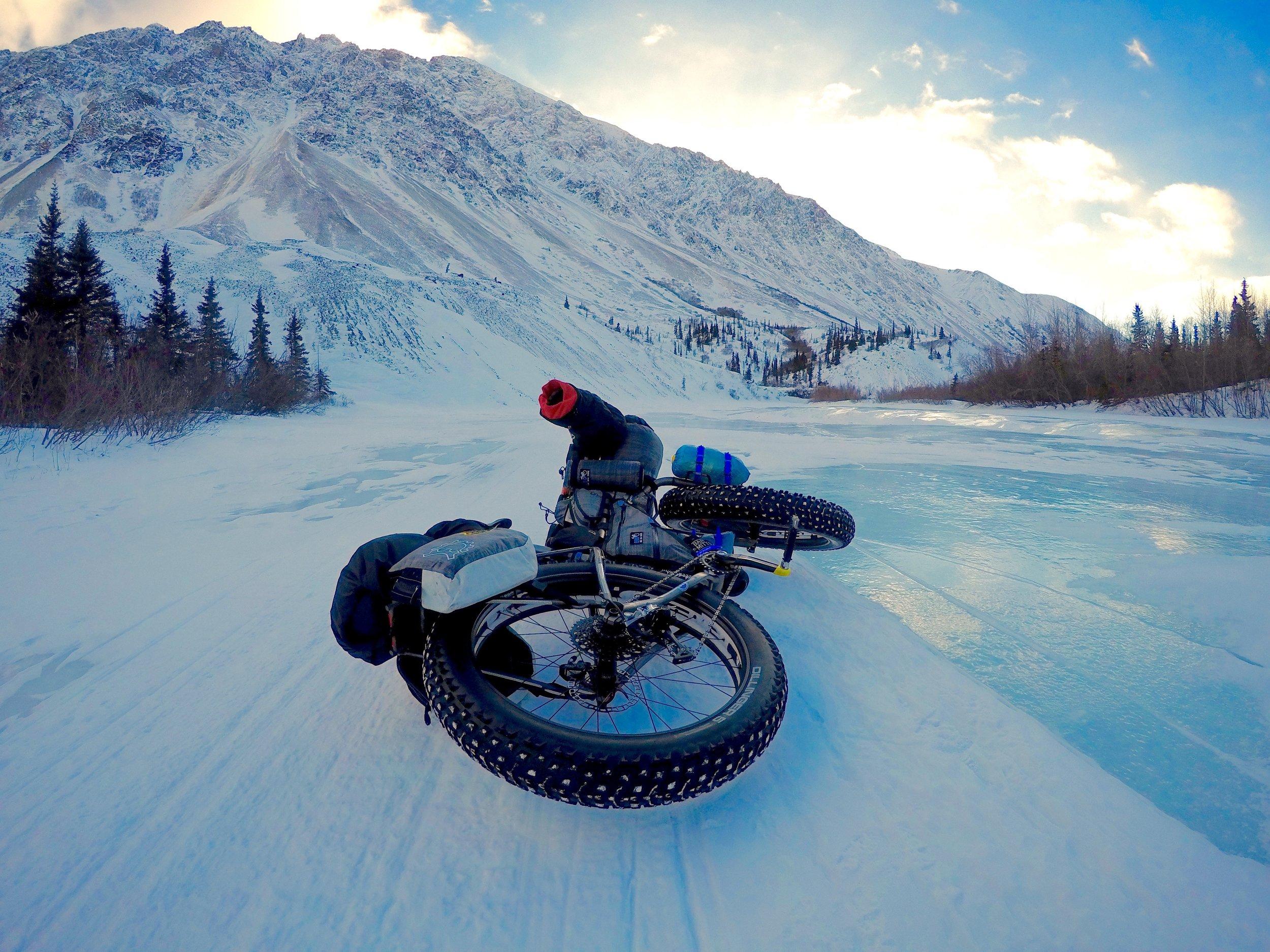 By Steven Shaw   30 Kg winter Race     Kit List