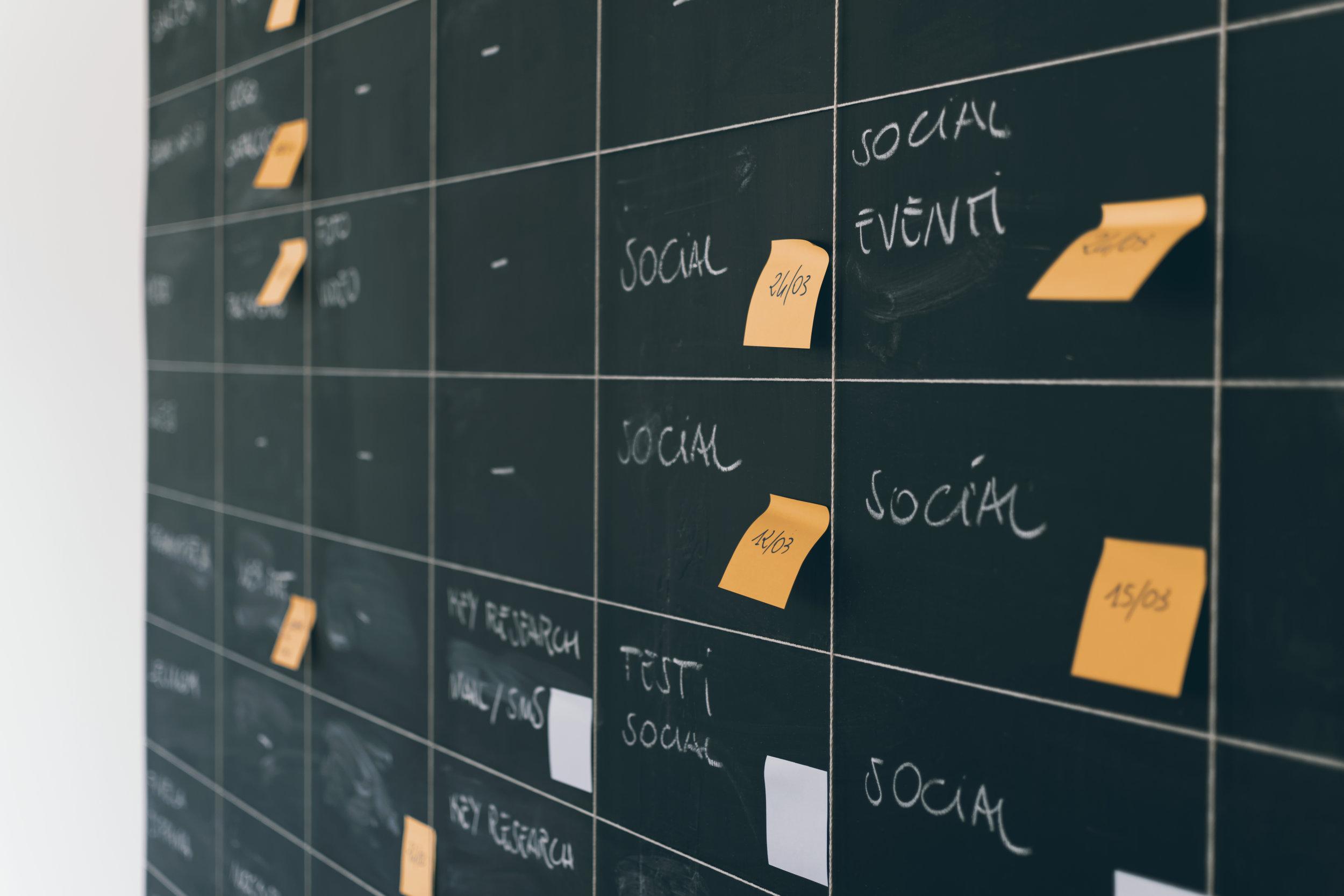 Market and customer profiling -