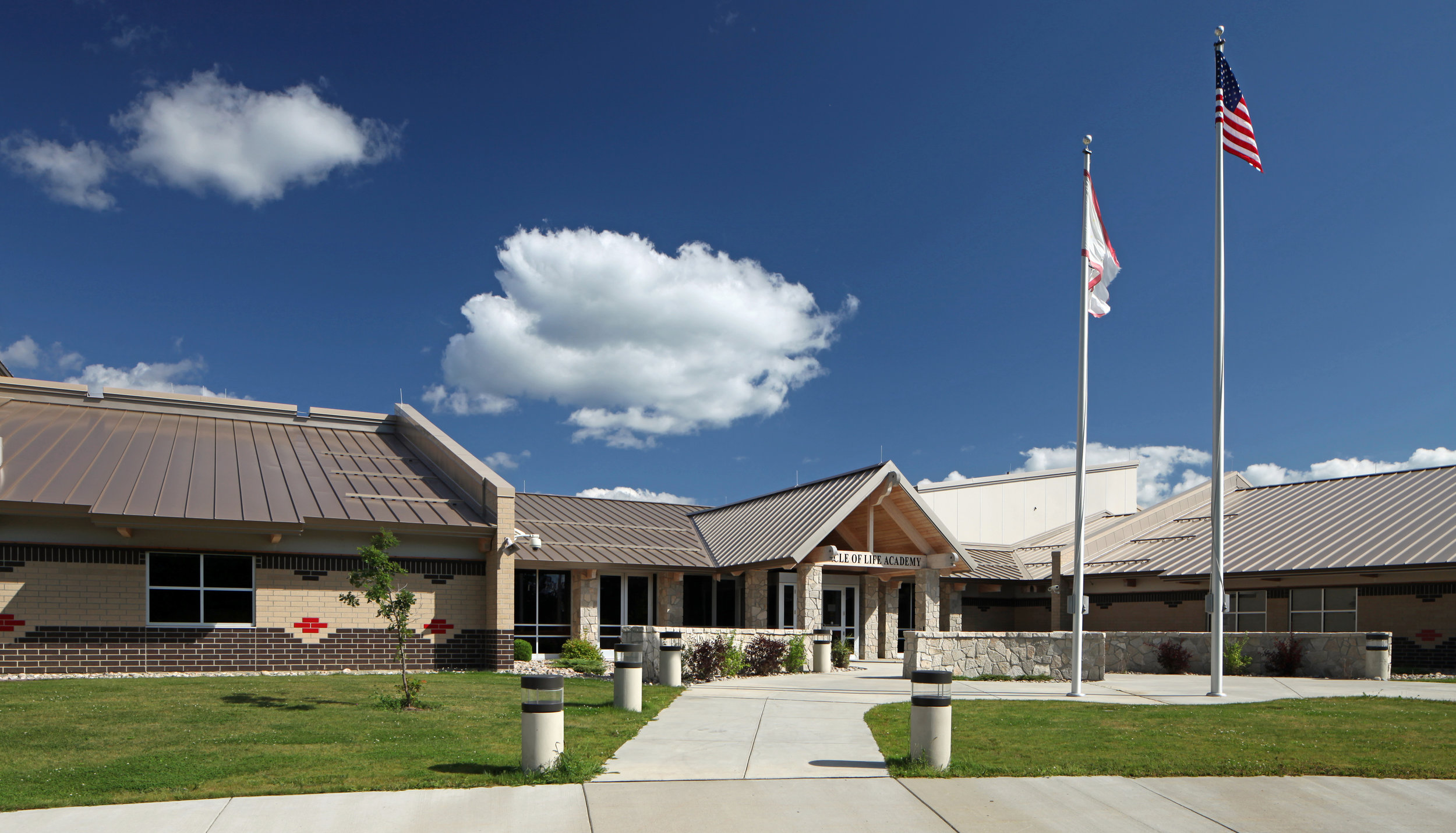 Circle of Life Academy (Hunter-Grobe Architects)