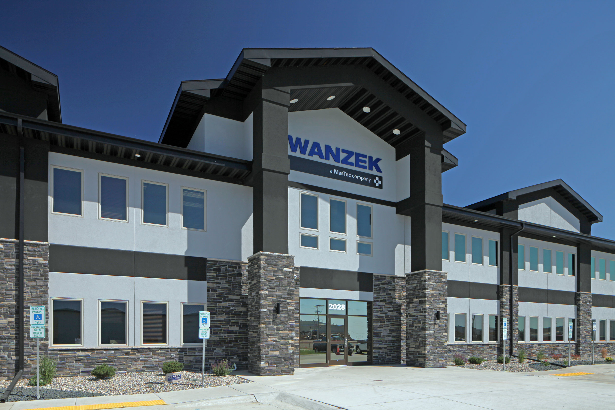 Wanzek Construction (In Conjunction with Design Options)